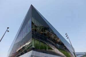 Chance to visit London landmark The Crystal
