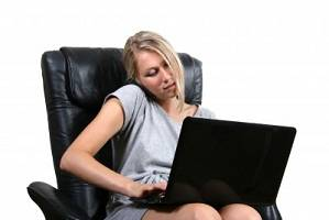Homeworkers happier but more at risk from poor ergonomics