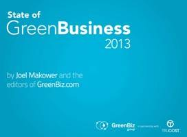 Greenbiz publishes latest State of Green Business report
