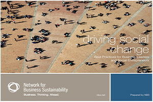 Network for business sustainability