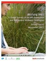 Survey finds global support for wellness initiatives