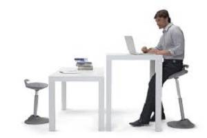 Sit-stand chair on Ergonomics Design Award shortlist