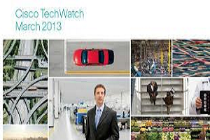 Cisco techwatch