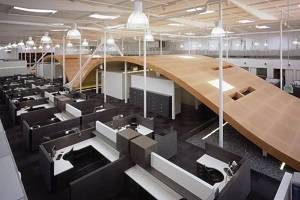 Communal workspace model making inroads in US offices