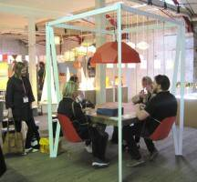 Swing Table from Duffy of London