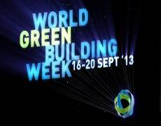 Wellness theme for this year's World Green Building Week from 16-20 September