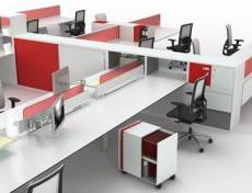 The rehabilitation of the cubicle and other lessons from 100% Design