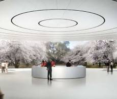 Gallery: first images of interior of Apple's $5 billion campus in California