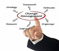 As economy picks up, change management is greatest employment challenge