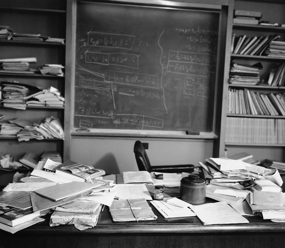 Einstein's workplace