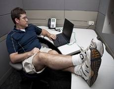 Dressing down for work could improve career chances says Harvard Business Review