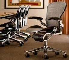 Living up to iconic office furniture