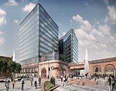 £56m office development planned for Salford's regeneration area