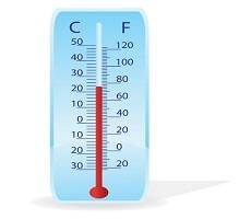 office temperatures set too high
