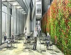 Sstrong demand for office accommodation on London's Regent Street