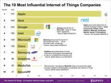 INternet of Things leaders