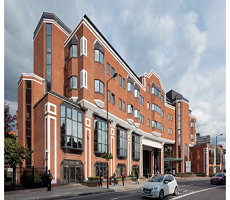 Four-building Hammersmith office development acquired by AXA