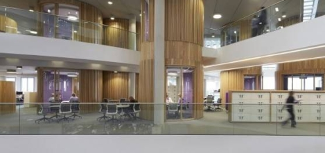 Most people will continue to work in traditional offices for foreseeable future