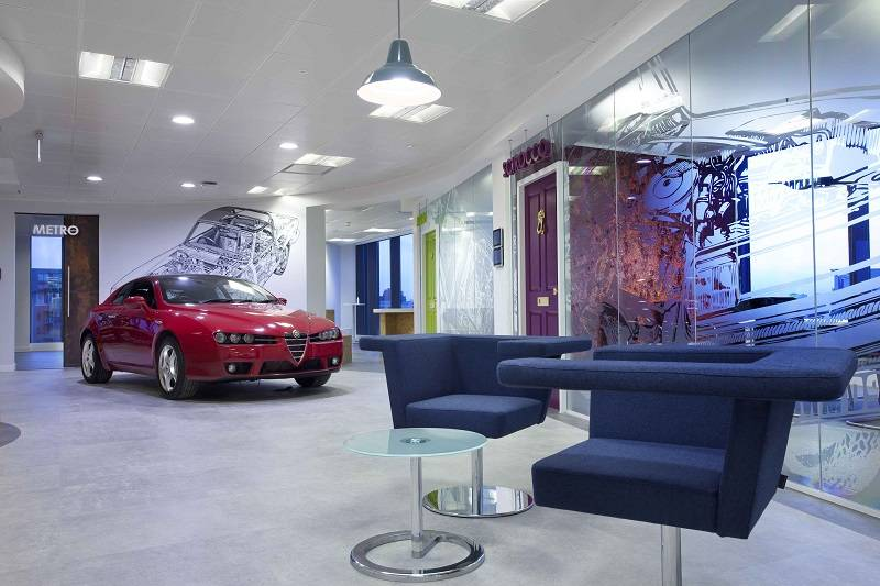 Case Study AutoTrader Motors Into Its New Manchester Digital