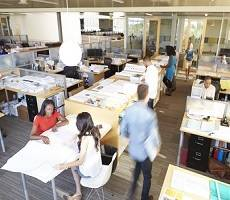 Using office relocation as a vehicle for positive organisational  change