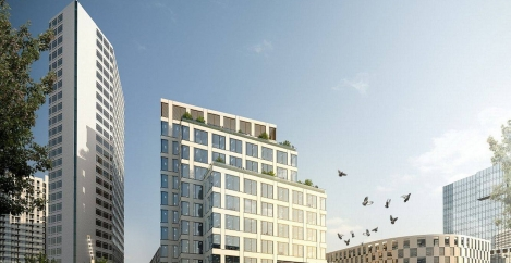 Demand for commercial office space in UK cities continues to surge