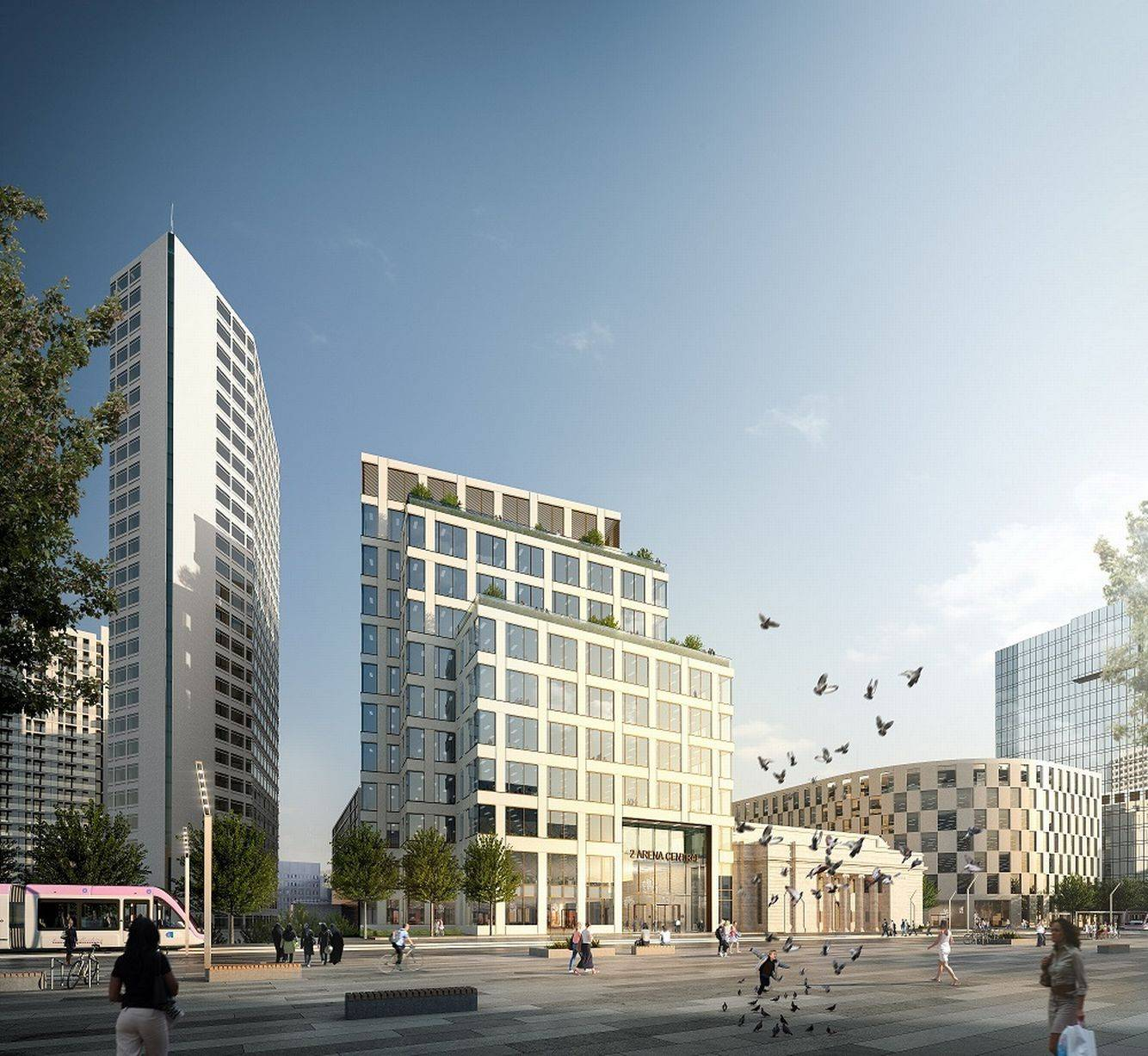 Rubberstamp for relocation of HSBC headquarters to Birmingham