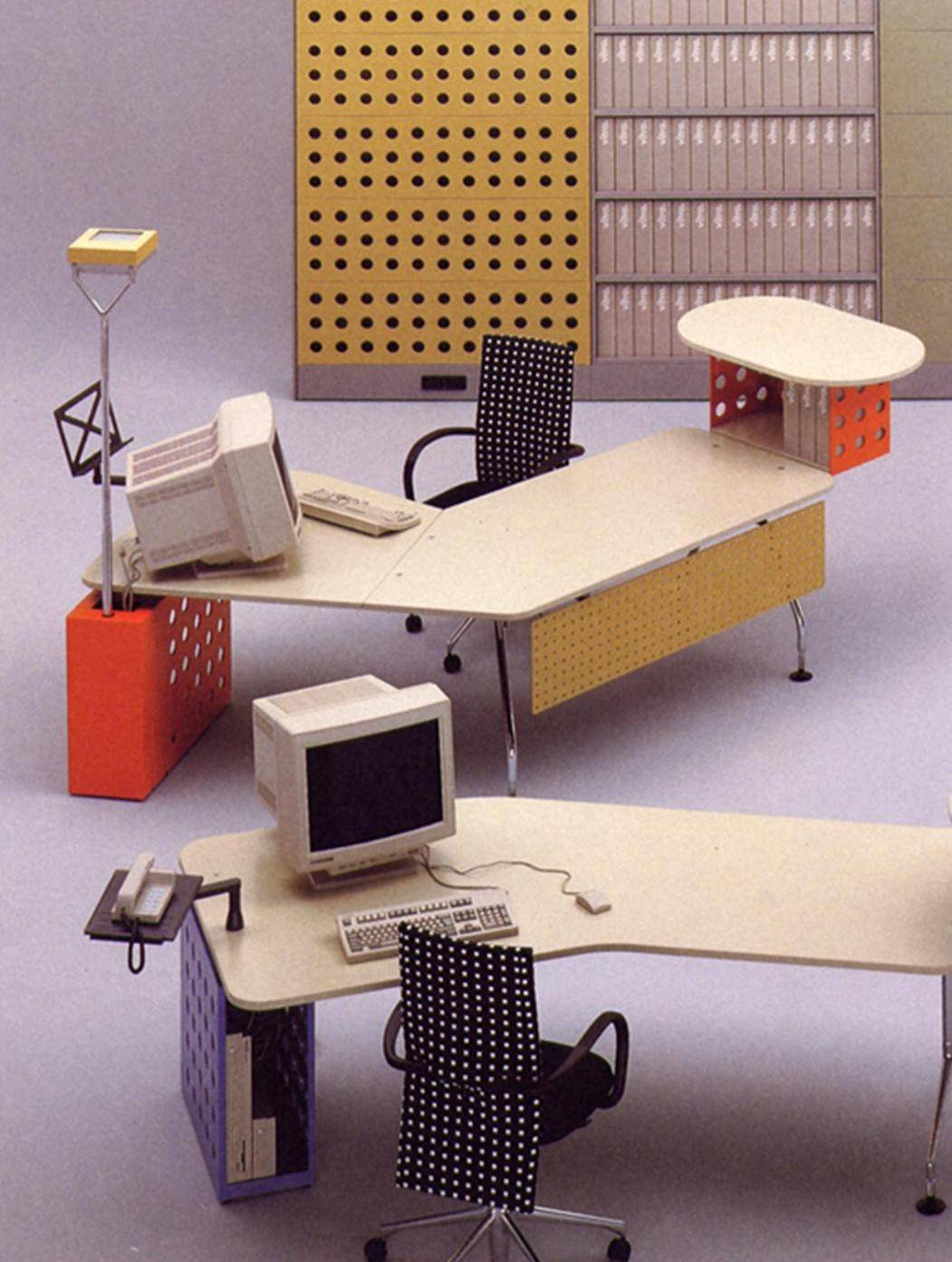 1994: the year the newborn Internet set office design on a ...