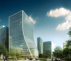 Approval granted for new 27-storey office building at Canary Wharf