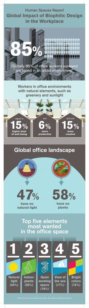 Interface Human Spaces Infographic