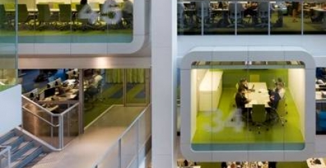 Why WELL rather than green is the new black in building design