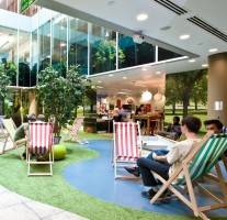 London firms focus on wellbeing and agile working to attract staff