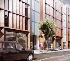 Sheppard Robson release details of new mixed-use scheme in Clerkenwell
