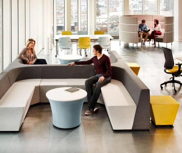 What the commercial property market tells us about trends in office design