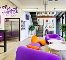 Emotion in workplace design