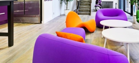 It's perfectly logical why we should apply emotion in workplace design