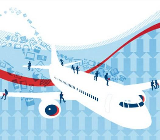 Growing demand for in-flight Wi-Fi worldwide, claims report