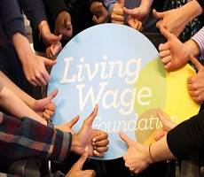 Crown Estate first national property company to be Living Wage accredited