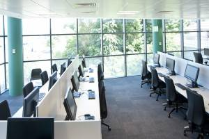 Teleperformance offices by Fresh Workspace