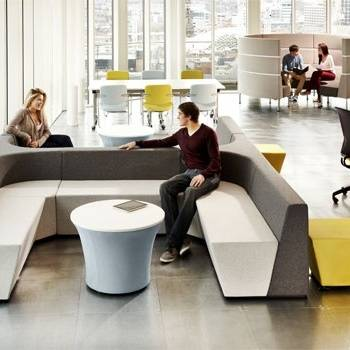 Shared office space is redefining commercial property and the workplace