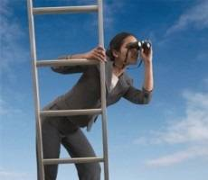Climbing the career ladder