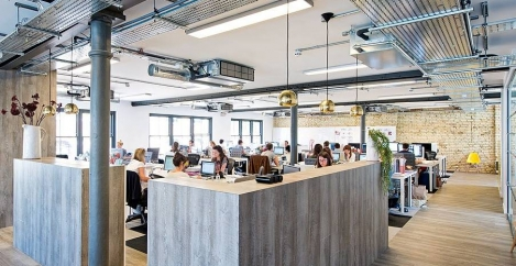 Three ways in which the business case for green building design is moving on