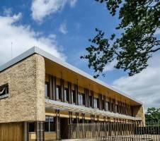 UK's greenest commercial building
