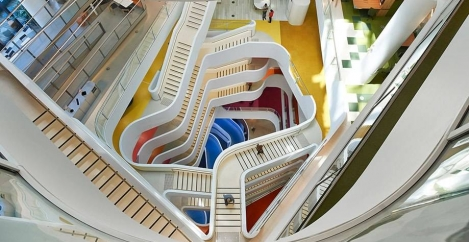 'World's healthiest workplace' is unveiled in Melbourne
