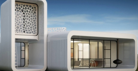 Gallery: World's first 3D printed office opens in Dubai