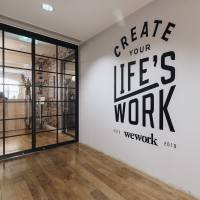 Flexible working and coworking are disrupting property markets worldwide