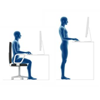 Take-up of sit-stand desks still lagging in UK, but change is coming fast