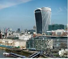 Carbuncle Cup winner 'Walkie Talkie' nearly fully let
