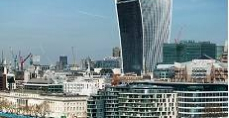 Carbuncle Cup winner, the 'Walkie Talkie' is nearly fully let
