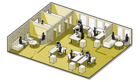 combi office