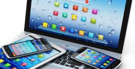 Sales of tablets will go into reverse next year, claims new report